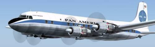 Douglas DC-6B's